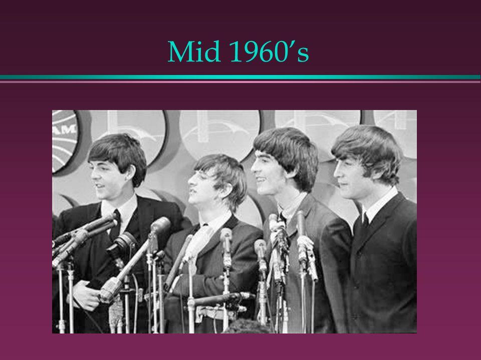 Mid 1960's