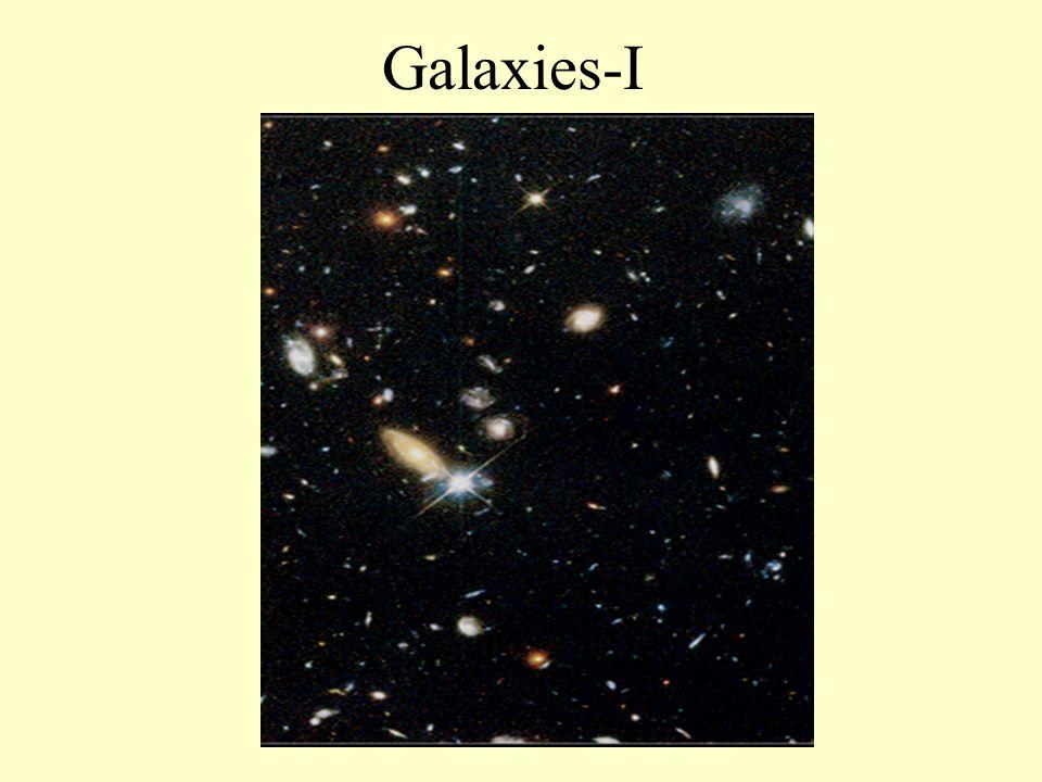 Galaxies-I