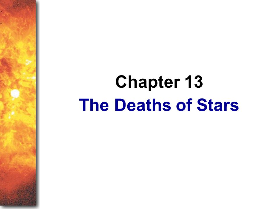 The Deaths of Stars Chapter 13