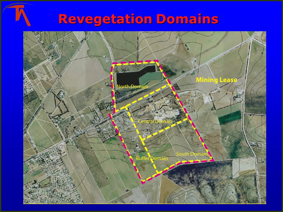Revegetation Domains