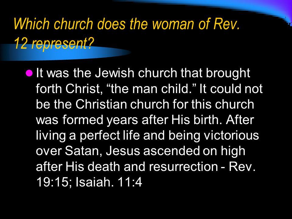 Read verse 15.The serpent's flood.