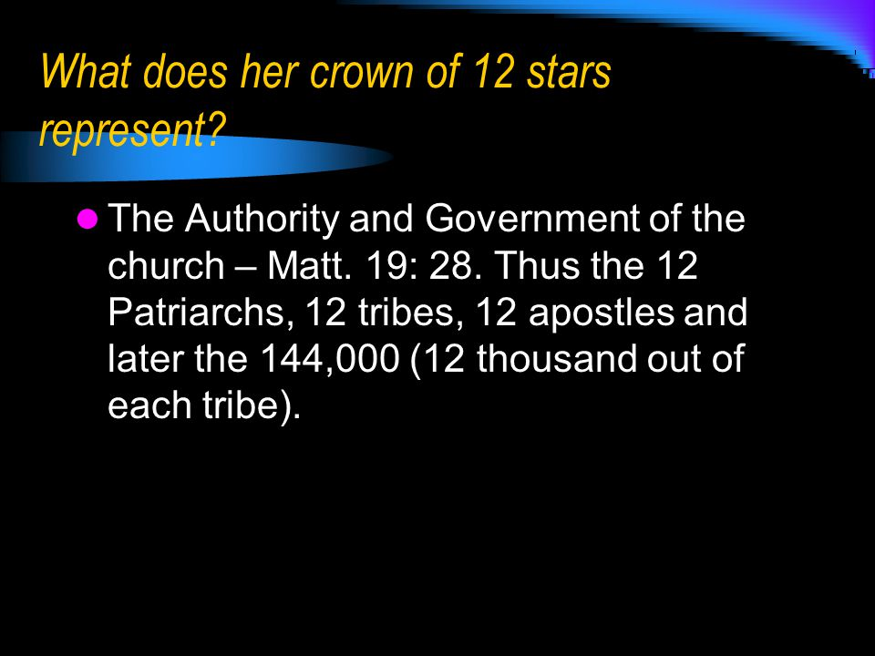 Read verses 3, 4 & 9.Who is the Dragon. The Devil / Satan.