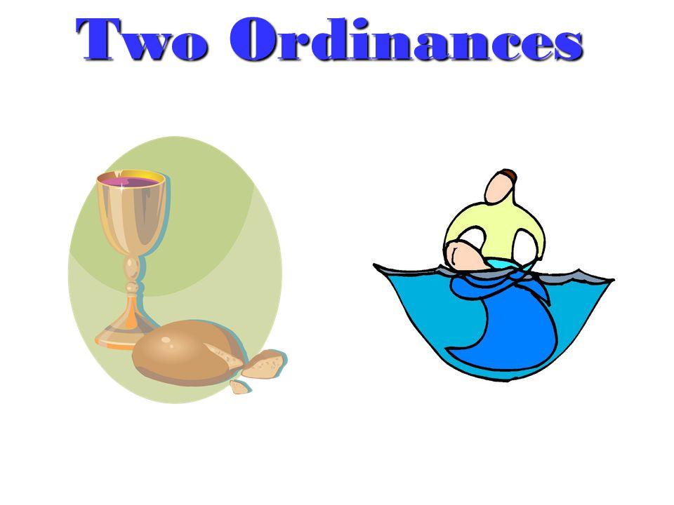 Two Ordinances