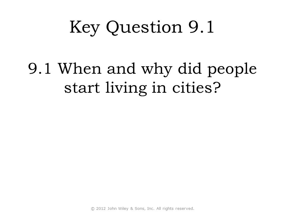 Thinking through the challenges to the state presented in Chapter 8, predict whether and under what circumstances world cities could replace states as the basic and most powerful form of political organization in the world.