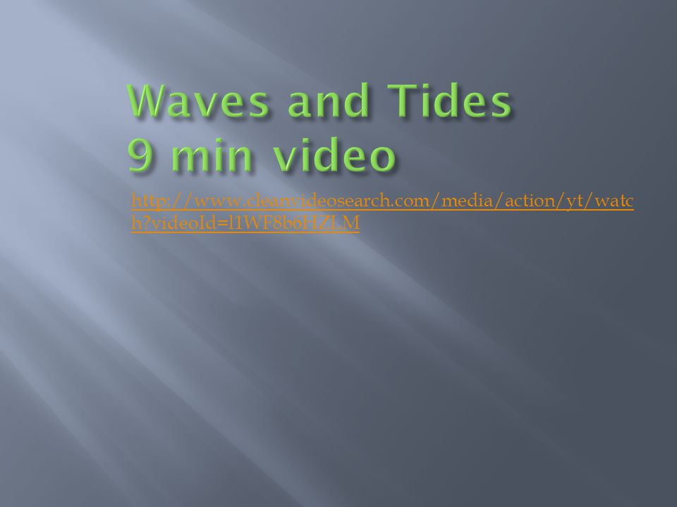 http://www.cleanvideosearch.com/media/action/yt/watc h?videoId=l1WF8b6HZLM