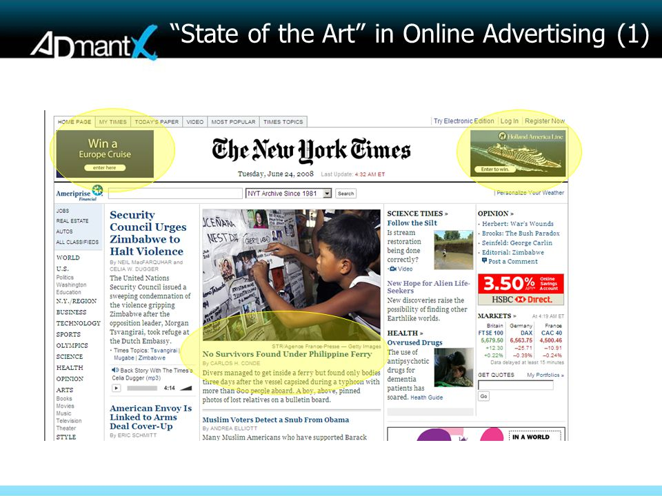 State of the Art in Online Advertising (1)