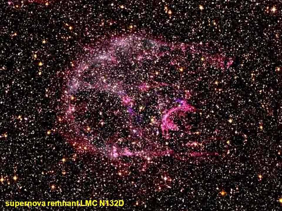 supernova remnant LMC N132D