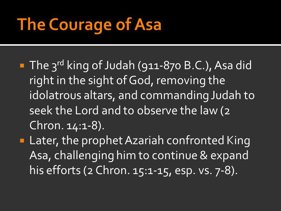  Micah prophesied during the reigns of three kings in Judah: Jotham, Ahaz, and Hezekiah.