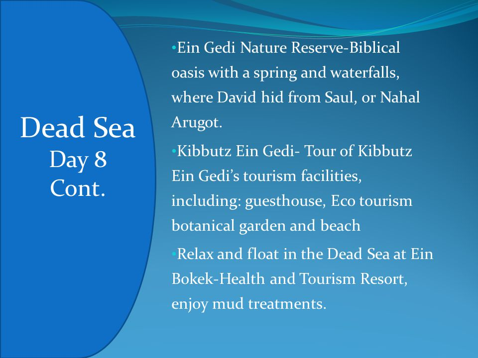 Ein Gedi Nature Reserve-Biblical oasis with a spring and waterfalls, where David hid from Saul, or Nahal Arugot.