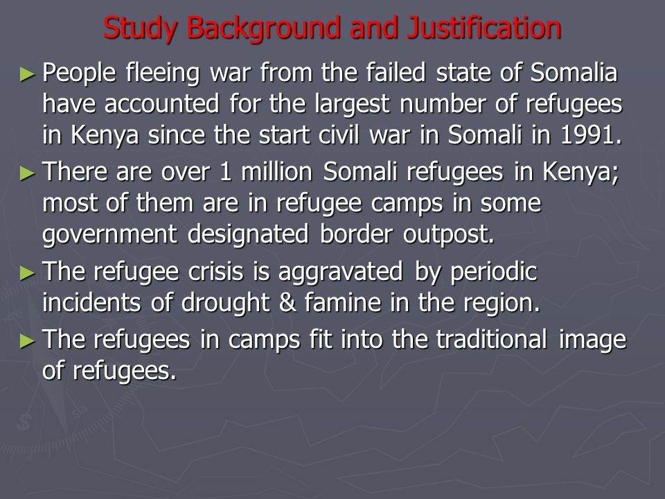 Food Insecurity & Refugee Crises in the Horn of Africa