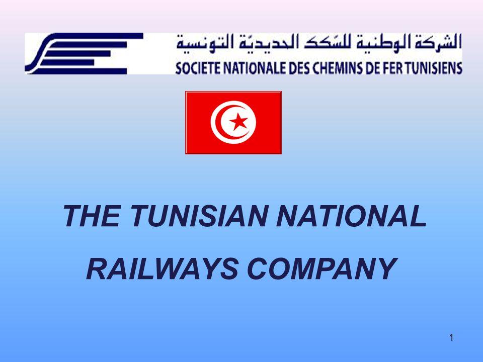 1 THE TUNISIAN NATIONAL RAILWAYS COMPANY