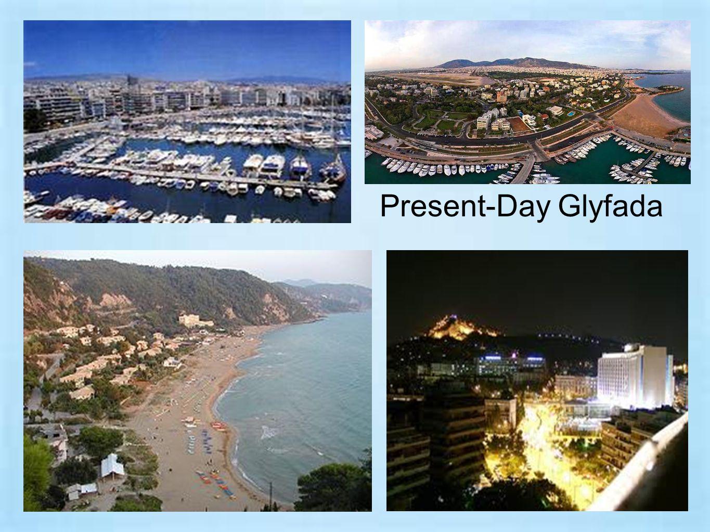 Present-Day Glyfada
