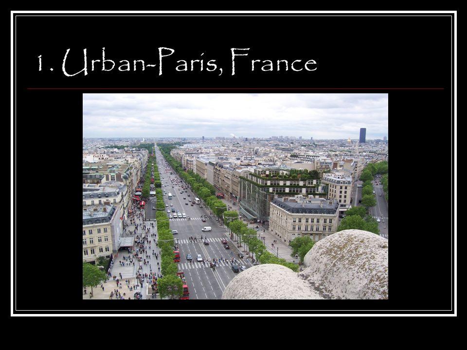 1. Urban-Paris, France