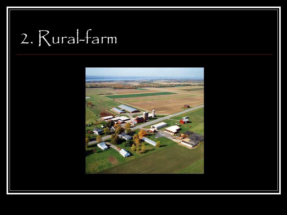 2. Rural-farm