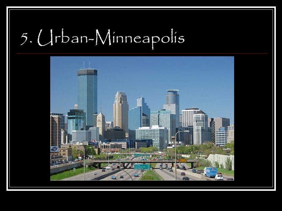 5. Urban-Minneapolis