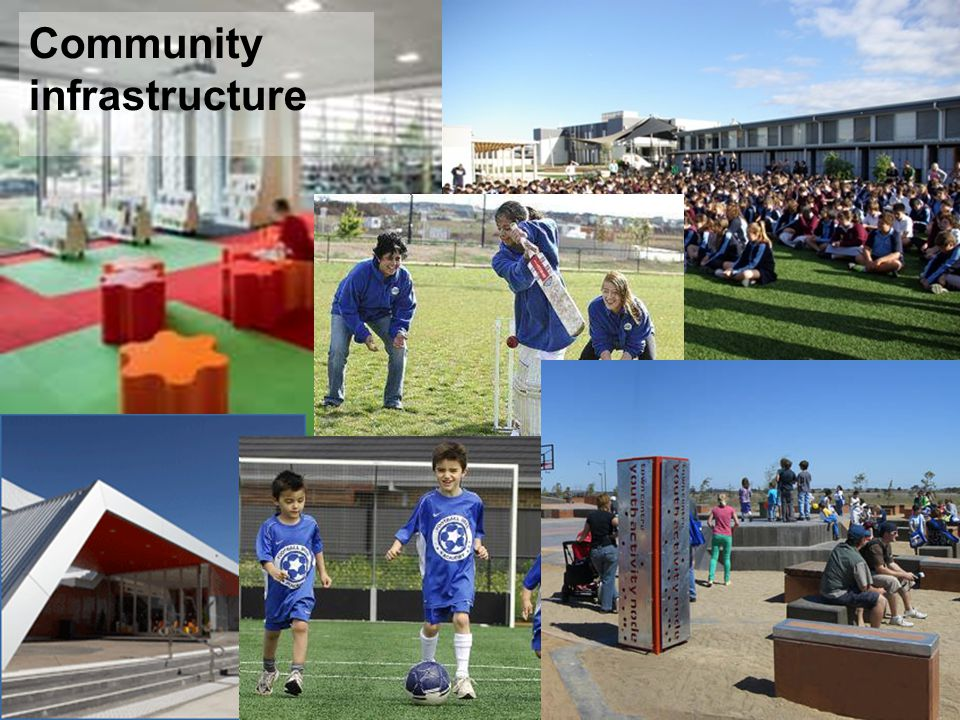 Community infrastructure