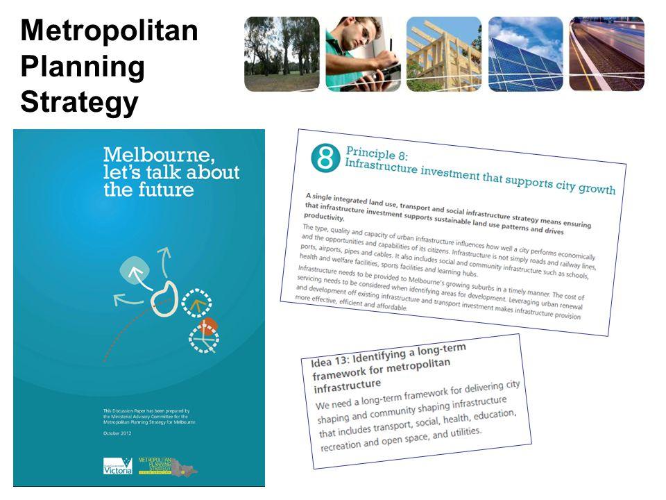 Metropolitan Planning Strategy