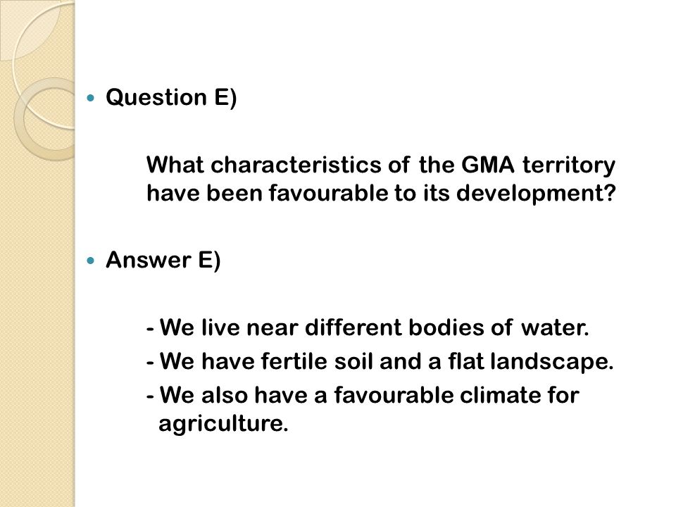 Question C  When you look at document 8, what observations can you make from the data given for Bangladesh.