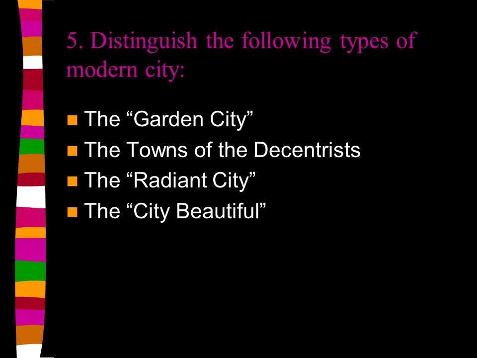 9.According to JJ, what are the three characteristics of a safe street.