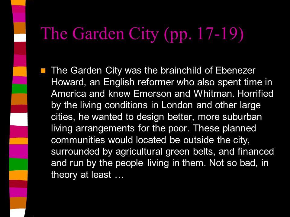 The Garden City (pp.