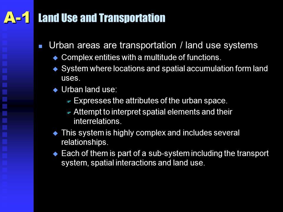 Urban Transportation Environmental Challenges n Exposure u Very high level of exposure.