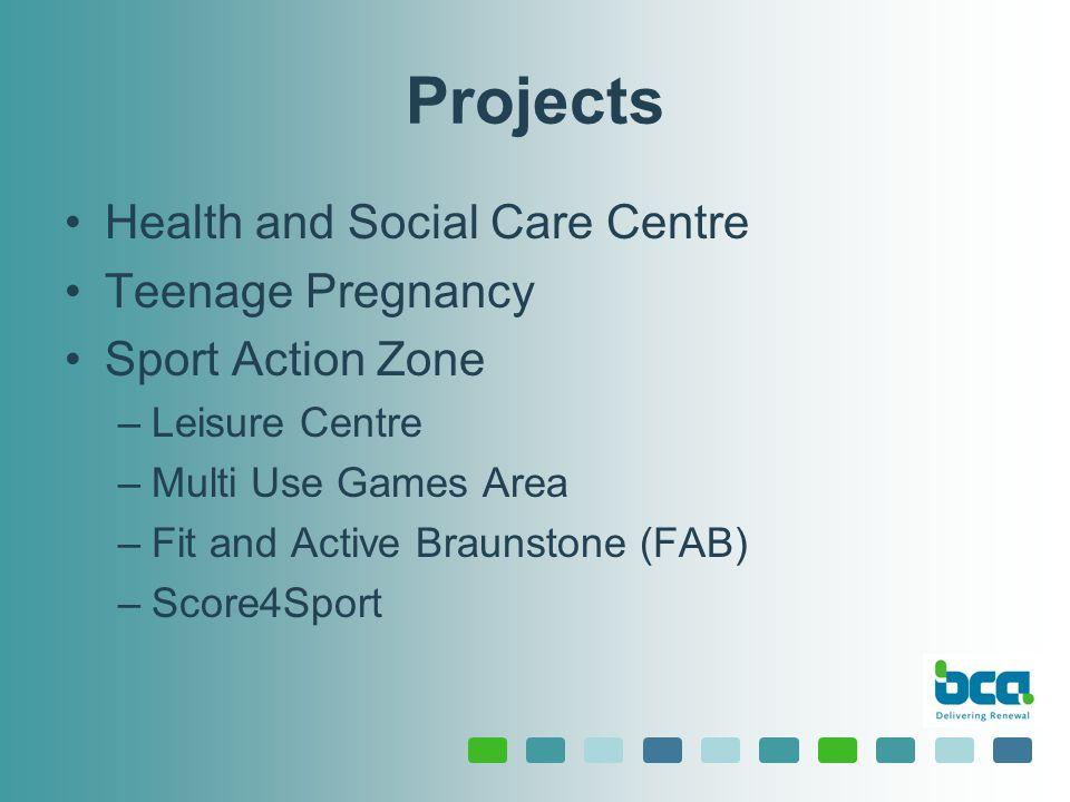 Health & Social Care Centre