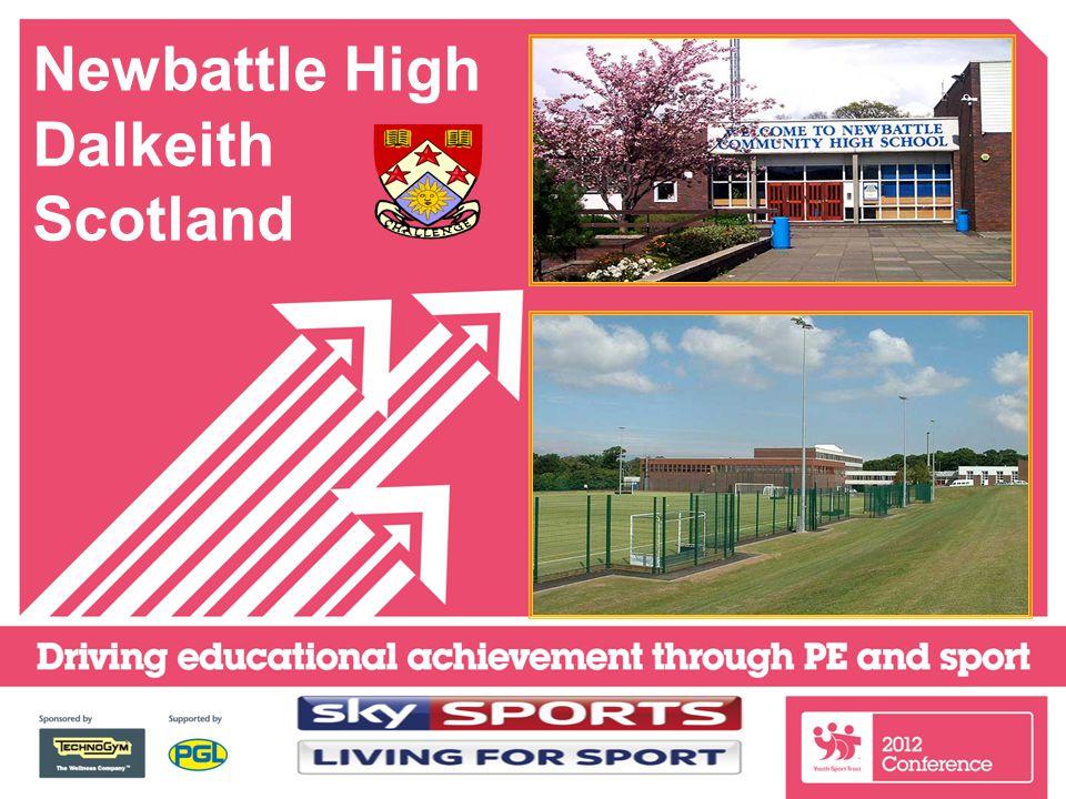Newbattle High Dalkeith Scotland