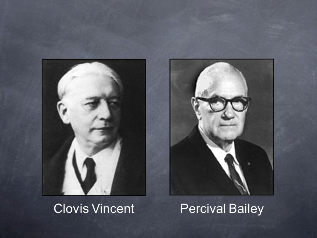 Clovis VincentPercival Bailey