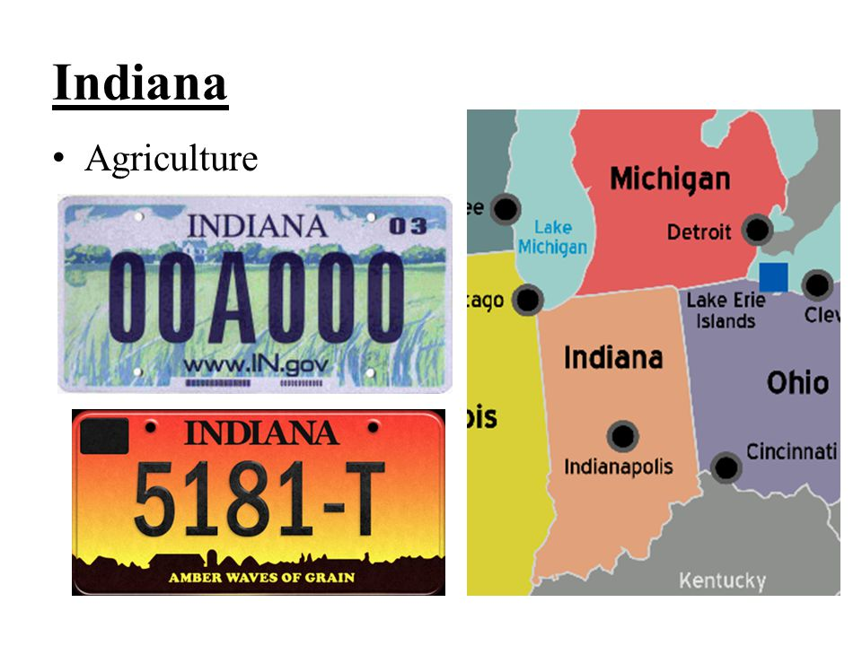Indiana Agriculture