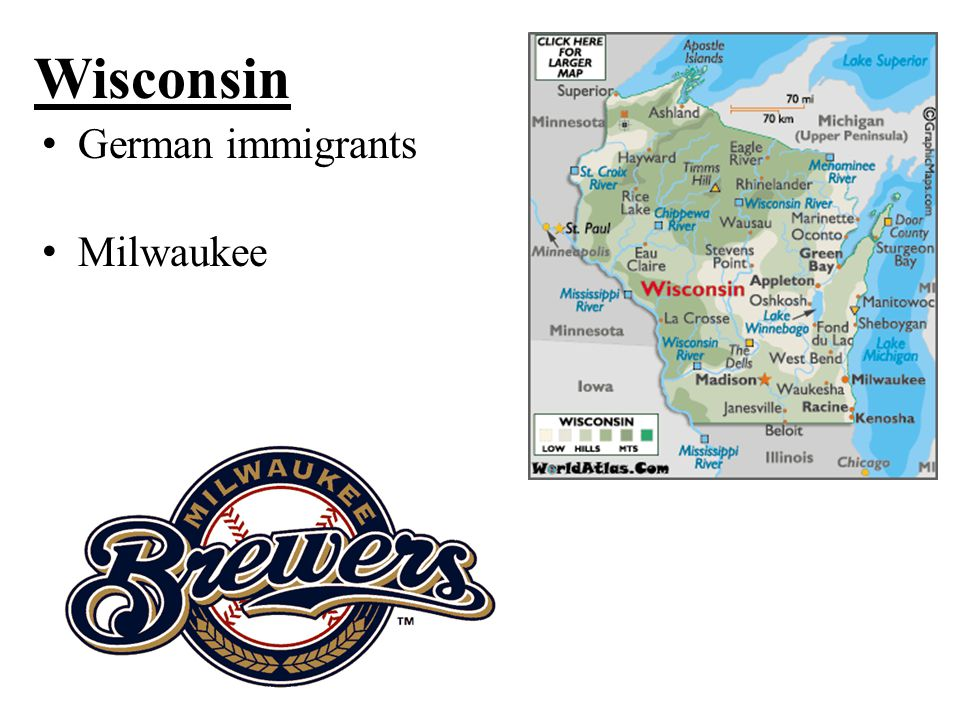 Wisconsin German immigrants Milwaukee