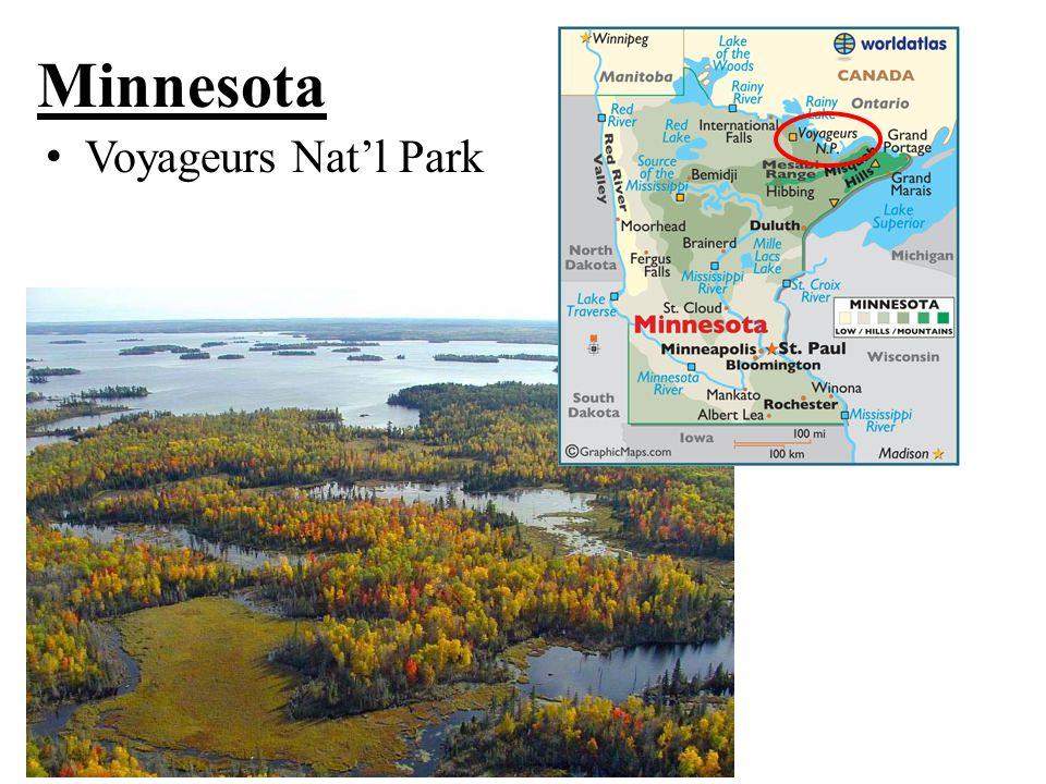 Minnesota Voyageurs Nat'l Park