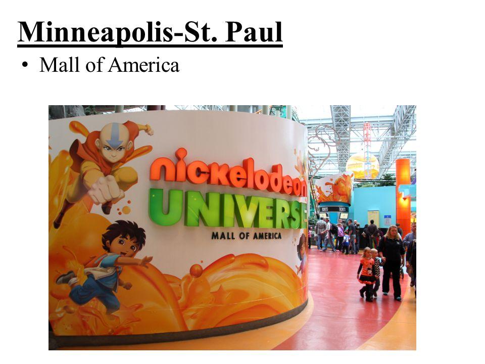 Minneapolis-St. Paul Mall of America
