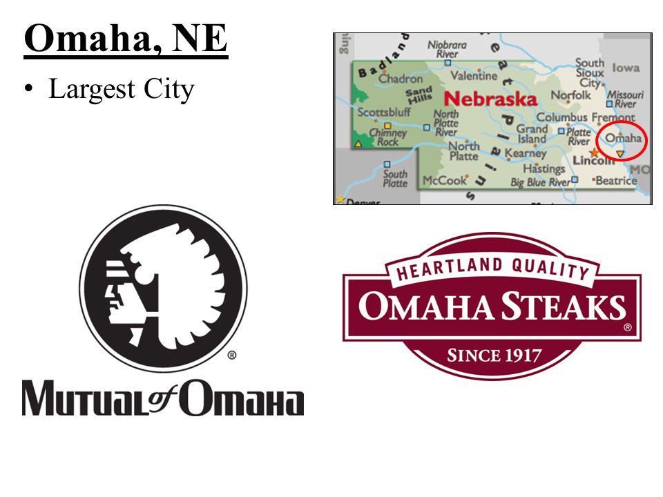 Omaha, NE Largest City