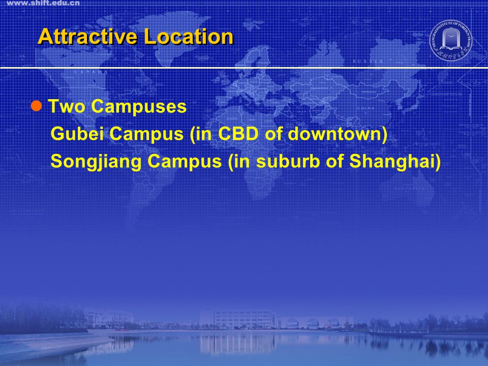 Location of Shanghai Pacific west coast, the middle of China coastline, the mouth of the Yangtze River Shanghai