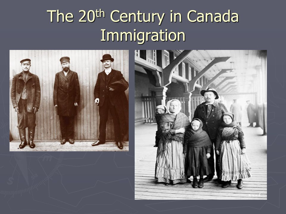 Closing the Door to Immigration Many Canadians disliked Sifton's open-door immigration policy Many Canadians disliked Sifton's open-door immigration policy Why.