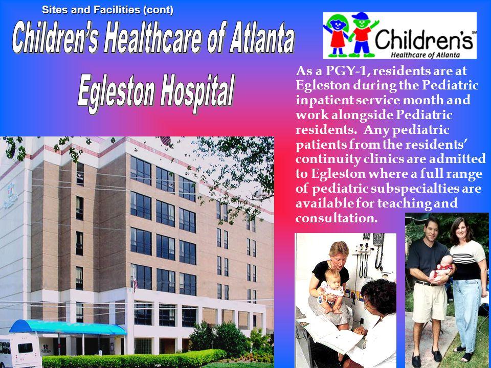 Emory Dunwoody Family Medicine is located next to EDMC in suburban Atlanta.