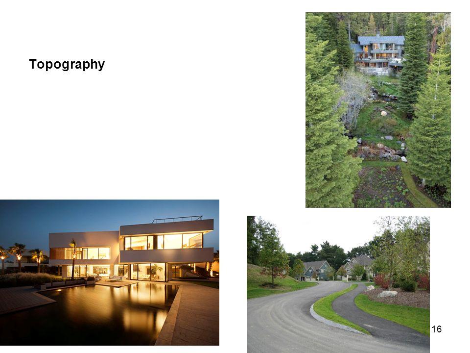 Topography 16