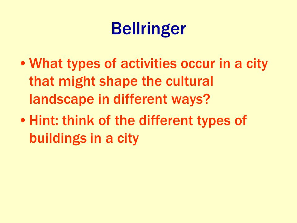 What is urban geography .
