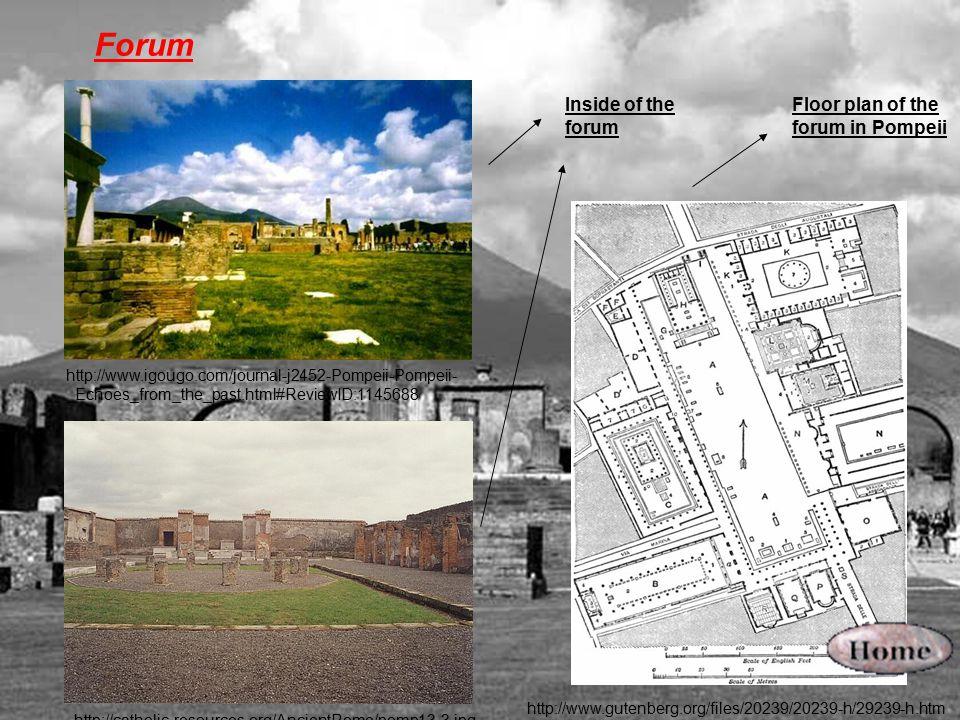 Forum http://www.igougo.com/journal-j2452-Pompeii-Pompeii- _Echoes_from_the_past.html#ReviewID:1145688 http://catholic-resources.org/AncientRome/pomp1