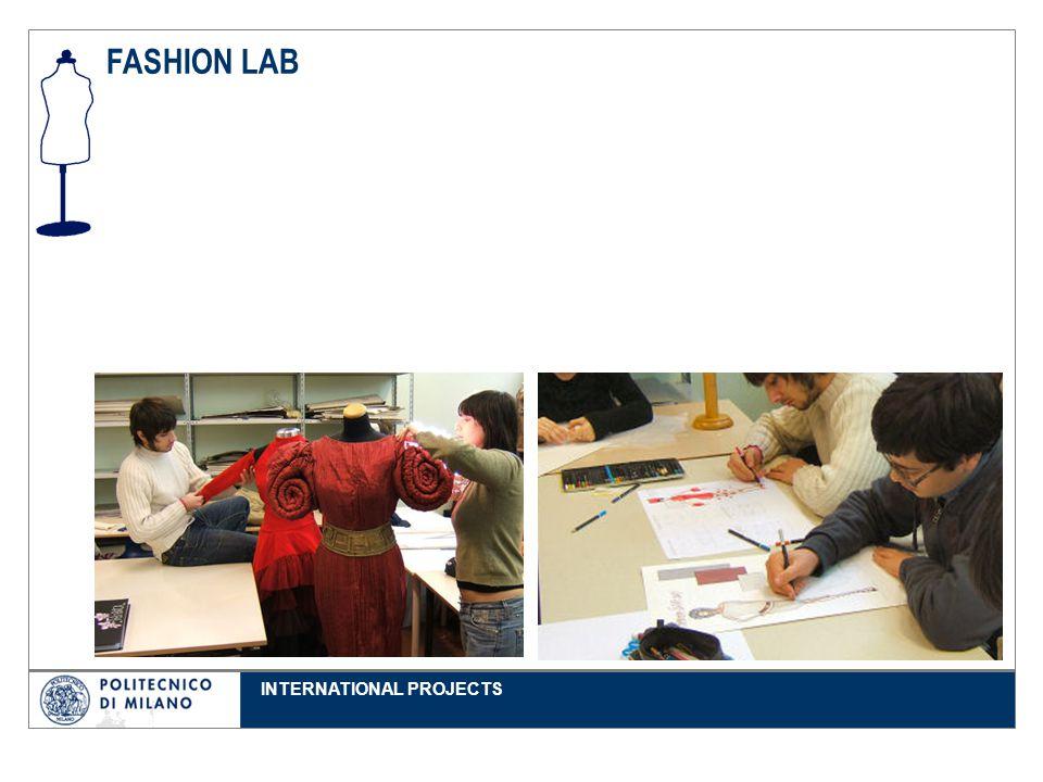 INTERNATIONAL PROJECTS PHOTO-LAB FASHION LAB