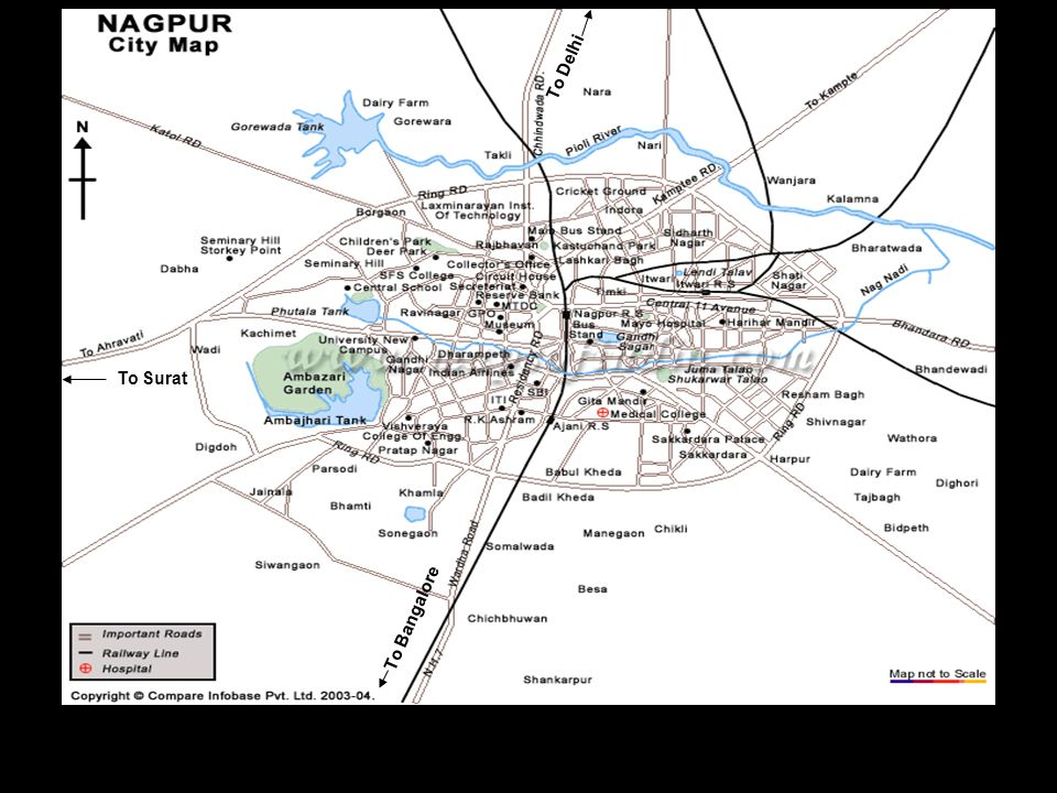 To Delhi To Bangalore To Surat