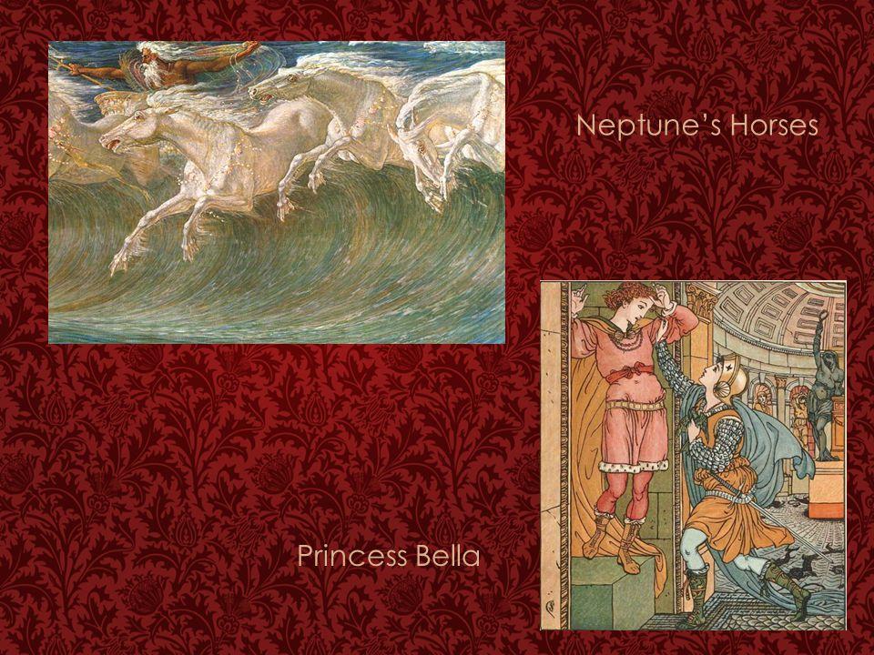 Neptune's Horses Princess Bella