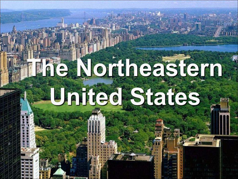 Smallest cultural region in the U.S.