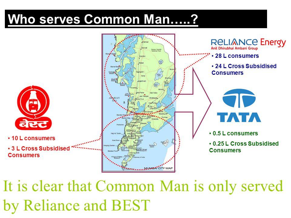Who serves Common Man…...