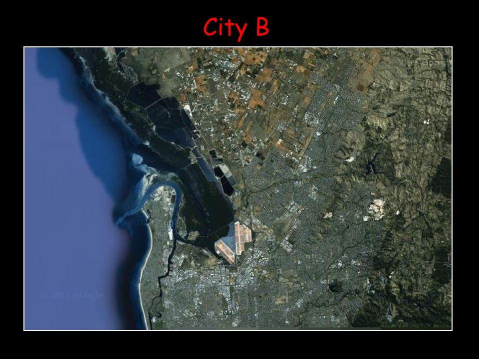 City B