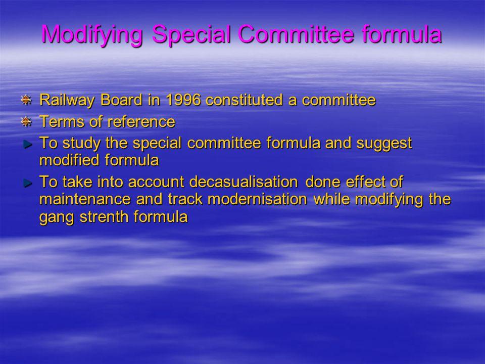 Rational formulae