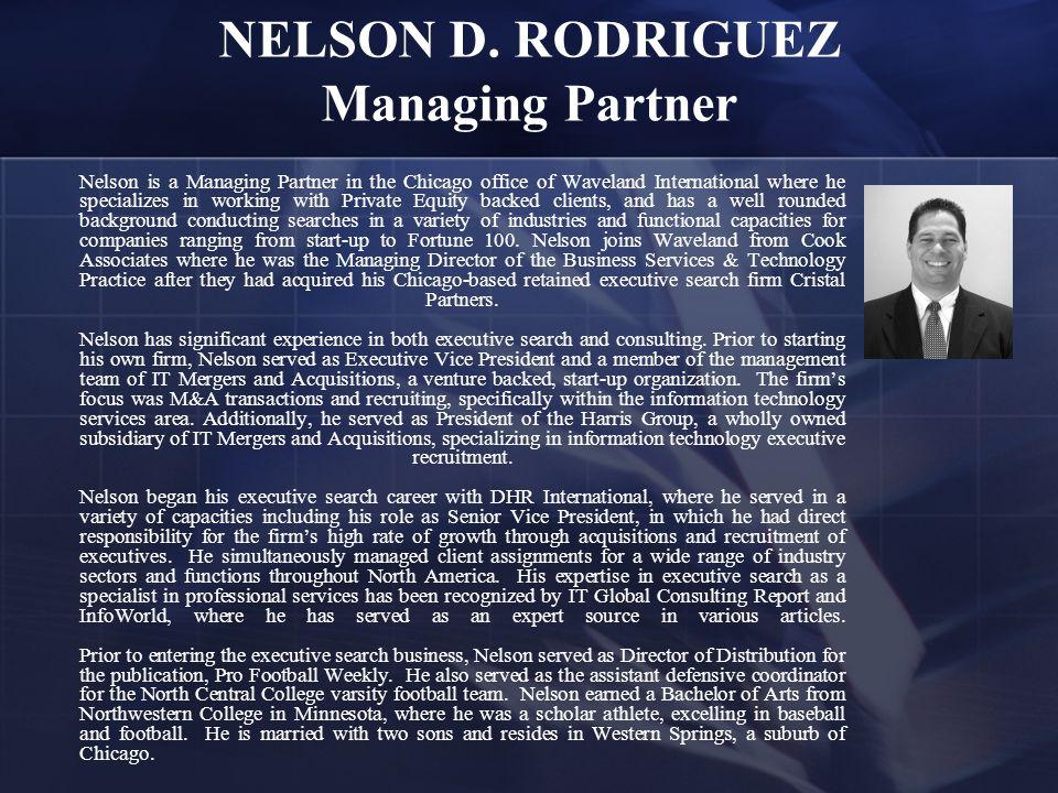 NELSON D.