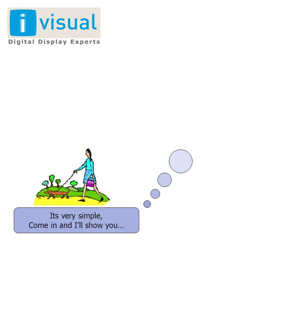 go to: www.ivisual.com.au