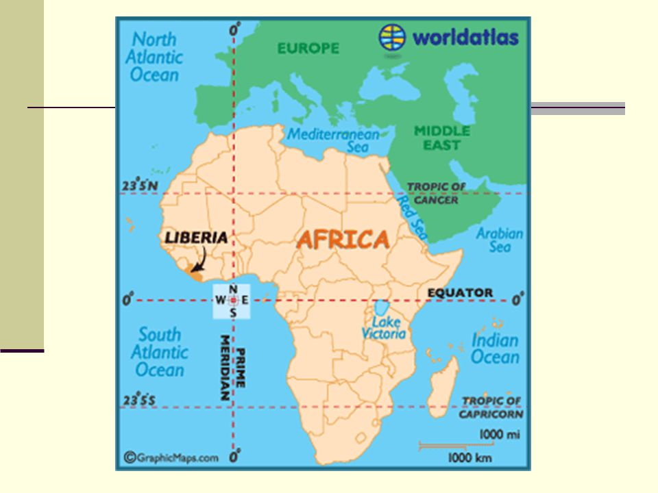 The Geography of Africa/Liberia Liberian climate is tropical and humid Avg.
