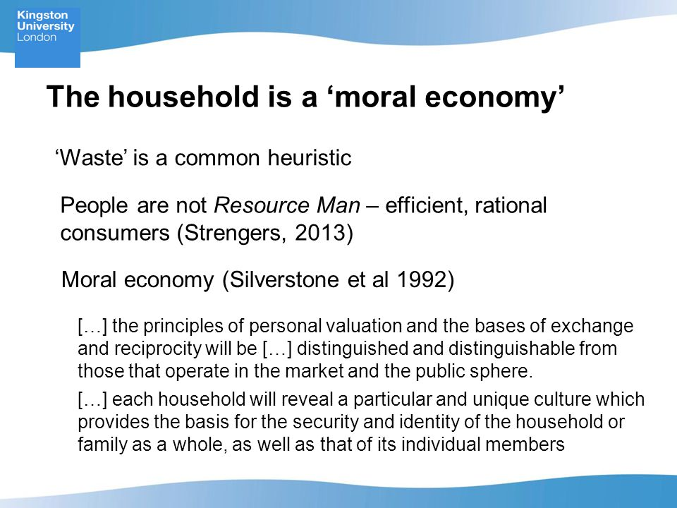 […] the principles of personal valuation and the bases of exchange and reciprocity will be […] distinguished and distinguishable from those that operate in the market and the public sphere.